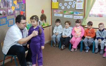 Неделя профессий в детском саду