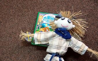 День литературы в детском саду