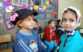 День Танца в детском саду