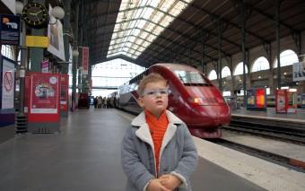 Бельгийские вафли, или День 2 — Брюссель!