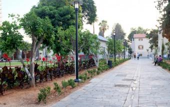 Маленькая Италия в Тель-Авиве