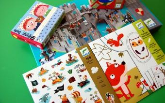 Djeco —  игрушки со знаком качества!