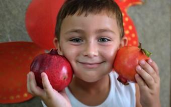 Яблочный Новый год — 5775!