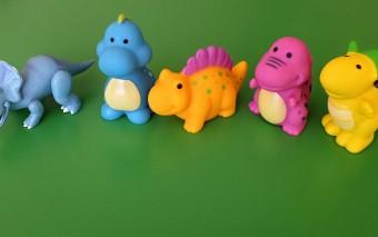 День рождения «5 динозавров»