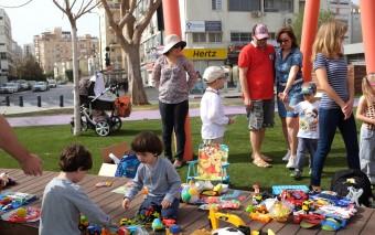Балаганчик: наша первая ярмарка для детей