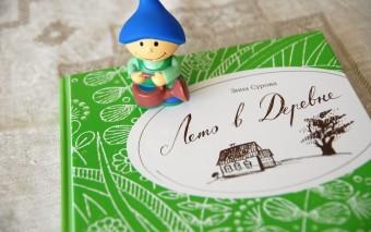 Новая книга про каникулы — «Лето в деревне»