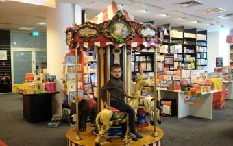 Мы влюбились в книжный магазин!