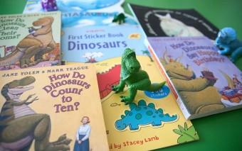 Неделя Динозавров: 5 дней погружения