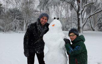 Первый снеговик и Дневник кота-убийцы
