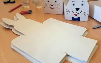 Детский сад и зайцы