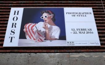 Выставка Хорста: фотограф стиля