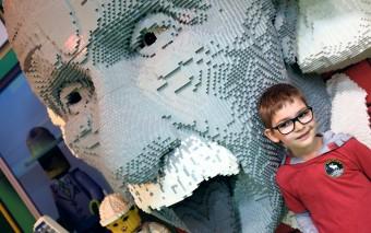 LEGOLAND Discovery Centre: поехали!