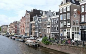 Скучаю по Амстердаму