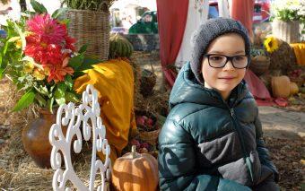 Осень в Житомире