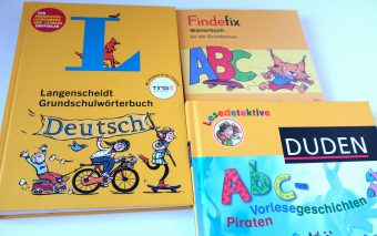 Словарная работа: как мы учим немецкий