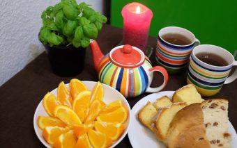 Как найти время на чаепитие?