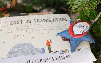 Книжный Дед Мороз