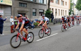 Тур де Франс на нашей улице