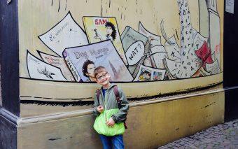 Антверпен и книги