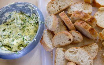 Масло с травами: поездка с классом Антона
