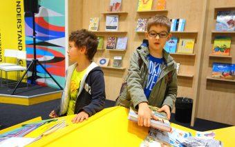 Мы на книжной ярмарке во Франкфурте