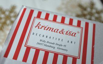 Посылка от Krima&Isa