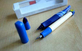 Первые ручки для письма