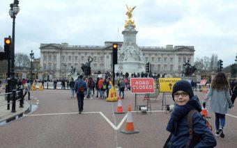 Лондон: день 1