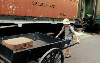 Лучшая коллекция паровозов: железнодорожный музей «Бохум-Дальхаузен»