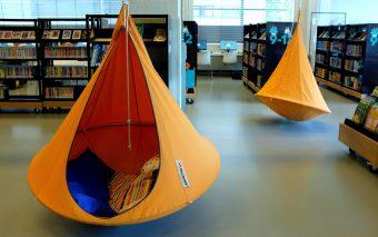 Как пройти в библиотеку в Эйндховене?