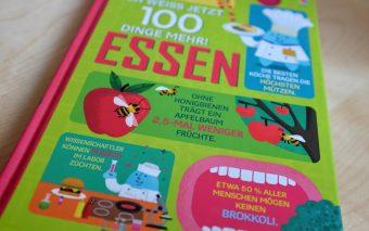 100 интересных фактов о еде: новая книга для детей