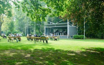Музыка в парке: концерты в Хофгартен