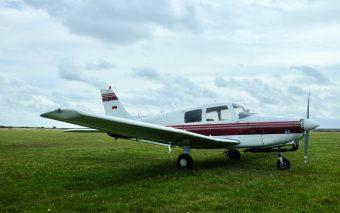 Как мы летали на остров Вангероге