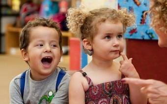 Простые правила детского общения