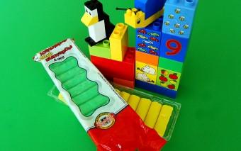 Cамые полезные игрушки для детей от 3 до 5 лет