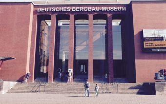 Шахта-музей в Бохуме
